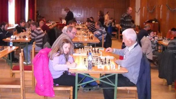 В Банско завърши първият международен шахматен турнир