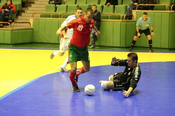 Националите по футзал научиха съперниците си в квалификациите за световното