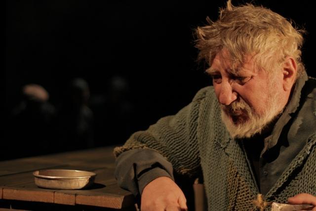 Николай Кимчев в сцена от