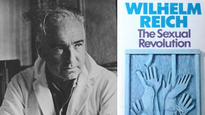 Вилхелм Райх и корицата на неговия труд