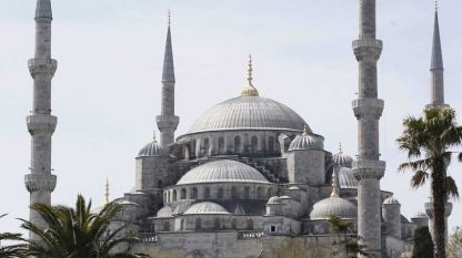 Sultan-Ahmed-Moschee in Istanbul