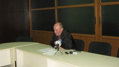 Васил Василев, председател на Окръжен съд- Видин