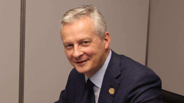 Френският финансов министър Брюно льо Мер