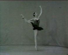 Прима-балерината Калина Богоева.   Снимка: личен архив