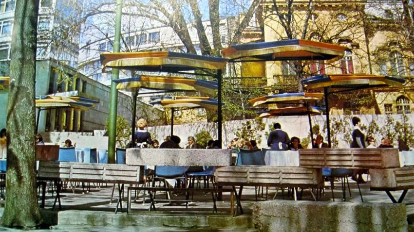 Kafe-pastane Yalta