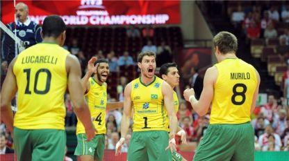 Бразилия се класира за 4-ти пореден финал на световно първенство след 3:2 срещу Франция