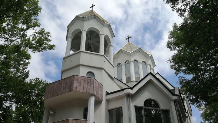 Строящата се арменска църква в София е сред храмовете, между които ще бъдат разпределени средствата.