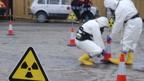 Нивото на радиация в руския град Северодвинск е било надхвърлено от 4 до 16 пъти при инцидента от миналия четвъртък