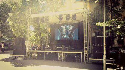 Сцената на Джумая Стейдж Фестивал очаква своите артисти