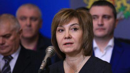 Галя Димитрова - изпълнителен директор на Националната агенция за приходите