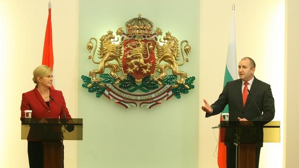Президентът Румен Радев изрази надежда, че България ще положи усилия,