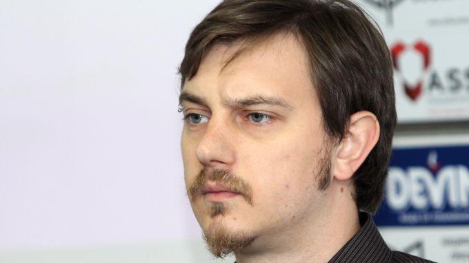 Стефан Георгиев: Въпреки неспирните скандали, правим опит за взор в далечното бъдеще