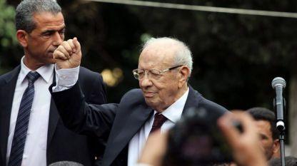 Бежи Каид Есебси бе първият демократично избран президент на Тунис.