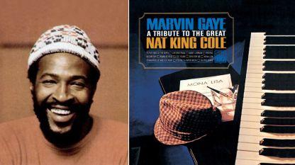 """Марвин Гей и албума му """"В почит към великия Нат Кинг Кол"""""""