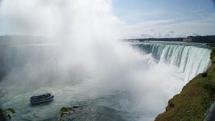 Ниагарския водопад