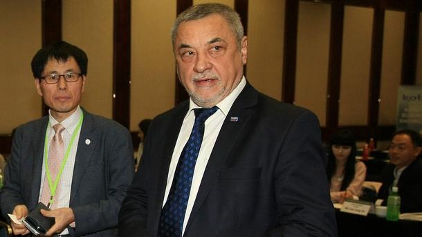 Заместник министър-председателят по икономическата и демографска политика Валери Симеонов