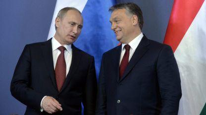 Виктор Орбан није пропустио да изрази жељу Мађарскe да постане кључни партнер Русије у новом систему транспорта руских енергената у Европу, заобилазећи Украјину