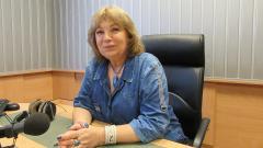 """Доц. д-р Бони Петрунова в студиото на програма """"Христо Ботев"""""""