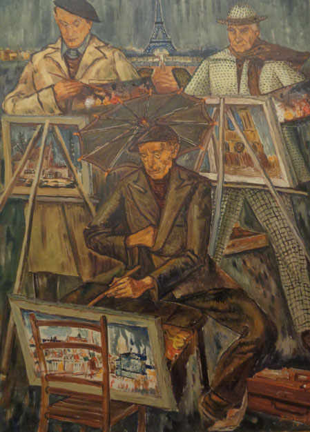 "Zlatiou Boyadjiev ""Les Baraks"" (1964)"