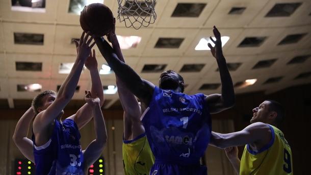"""""""Рилски спортист"""" спечели бронзовите медали в баскетболното първенство при мъжете"""