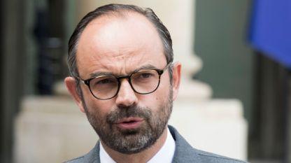Френският министър-председател Едуар Филип