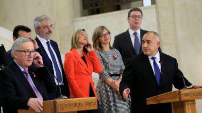 """В началото на март в резиденция """"Бояна"""" се проведе среща на председателя на ЕК Жан-Клод Юнкер, министър-председателя Бойко Борисов и лидери от всички страни от Западните Балкани."""
