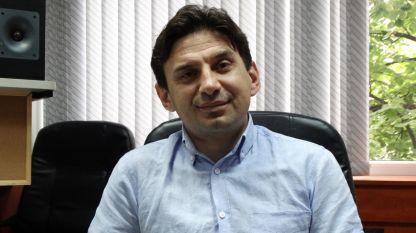 Председателят на транспортната комисия в Народното събрание Халил Летифов