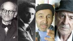 От ляво на дясно: Александър Божинов, Райко Алексиев, Борис Димовски, Тодор Цонев