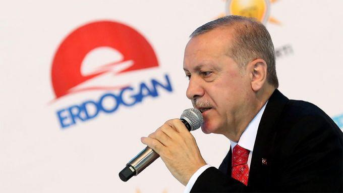 Ердоган официално обяви началото на военна операция в Сирия