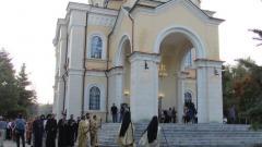 """Църквата """"Всех Святих"""" отвори врати този месец в Русе, благословена лично от българския патриарх Неофит"""