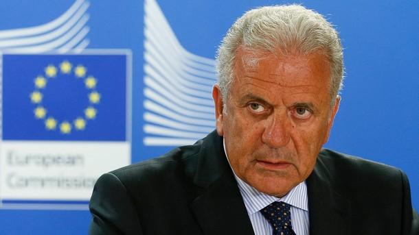 Еврокомисар Димитрис Аврамопулос
