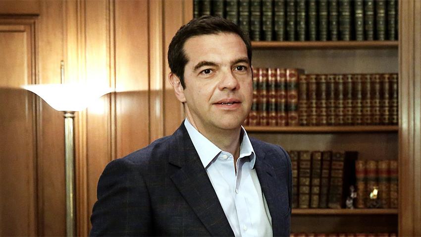 Премиерът Алексис Ципрас ще направи обръщение към Европейския парламент за