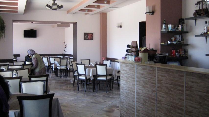 Ресторантът в центъра на Ерден