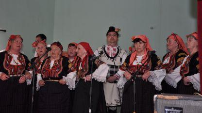 Певческа група от село Алино.
