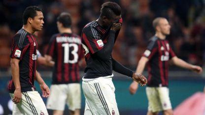 Футболистите на Милан отпаднаха от турнира за купата на Италия