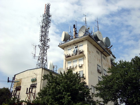 FM предавател Стара Загора
