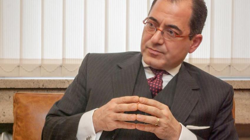 Турски амбасадор у Софији Сулејман Гокче
