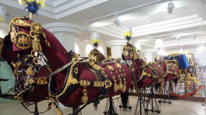 В историческия музей на София