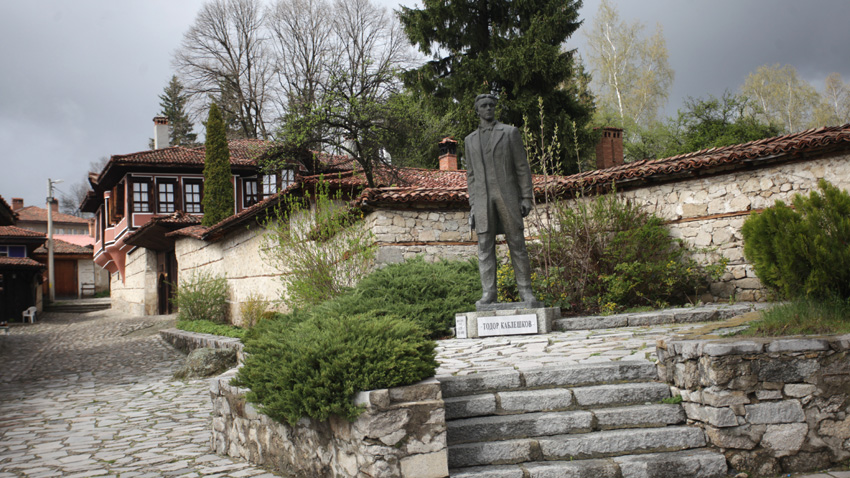 Къща-музей Тодор Каблешков