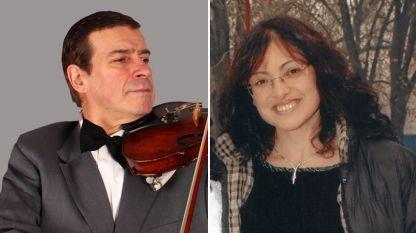Владимир Тасев и Евелина Станчовска