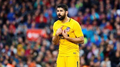 Диего Коста е укрил сумата по време на престоя си в Атлетико.