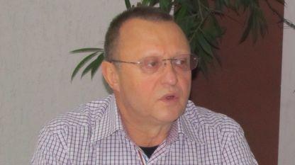 Председателят на Комисията по вътрешна сигурност и обществен ред Пламен Нунев