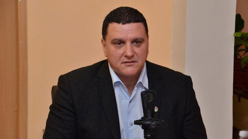 Росен Добрев, кмет на община Оряхово
