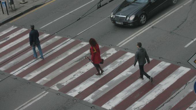 Пик на инцидентите на пешеходни пътеки
