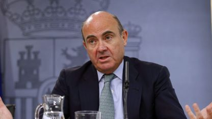 Луис де Гиндос от ЕЦБ