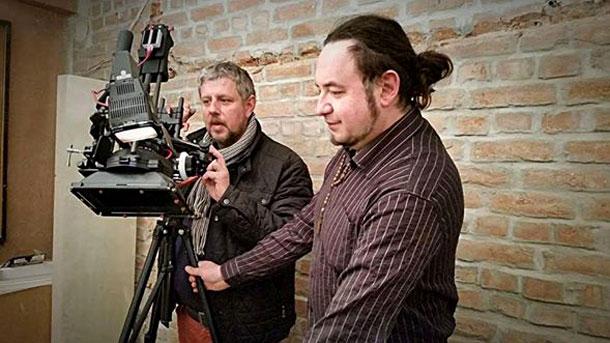 Емил Михов (вляво) и Милен Василев
