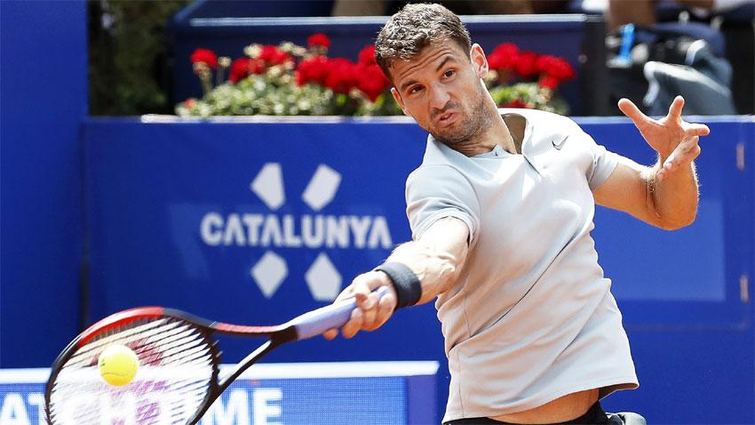 Григор Димитров остана на 4-то място в световната ранглиста