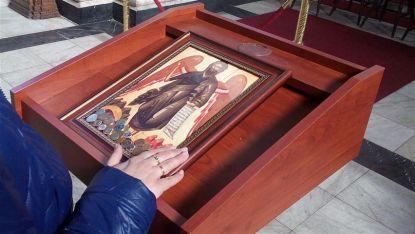 В храма Свети Димитър на Ивановден, Снимка: Ваня Минева