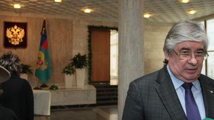 Russia's Ambassador to Sofia Anatoly Makarov