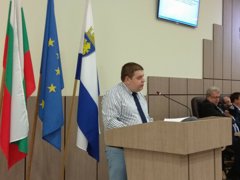 Евгений Мосинов представи декларацията